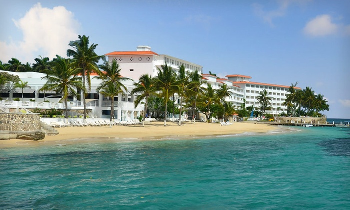Couples Tower Isle - Ocho Rios, Jamaica: Three-, Four-, or Five-Night All-Inclusive Stay at Couples Tower Isle in Ocho Rios, Jamaica