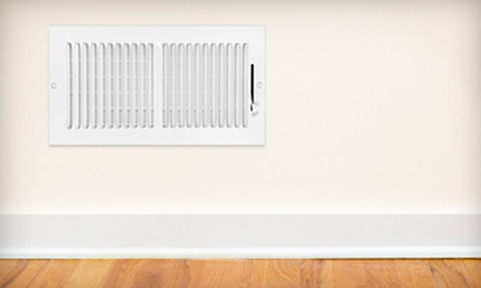 American Fresh Air - Portland: $49 for a Complete Residential Air-Duct and Dryer-Vent Cleaning from American Fresh Air ($149 Value)