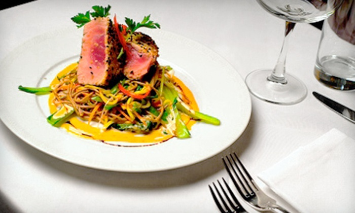 Giorgio's of Gramercy - Flatiron District: $30 for $60 Worth of American Fusion Cuisine at Zagat Rated Giorgio's of Gramercy