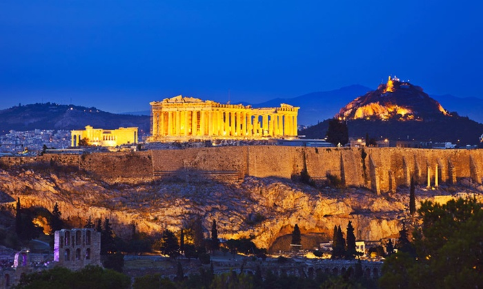 Italy And Greece Vacation With Airfare In Athens Groupon Getaways