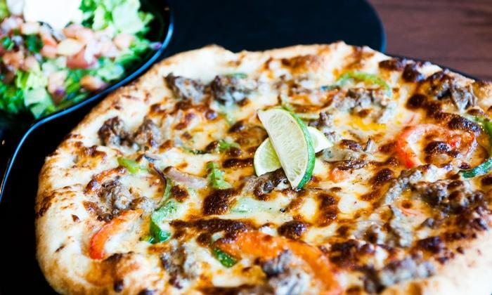 Delicio Coal Fired Pizza - Montgomery: Lunch or Dinner at Delicio Coal Fired Pizza (Up to 50% Off)