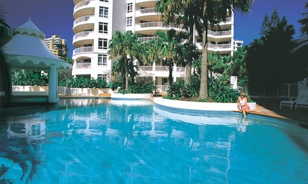 Surfers Paradise: Up to 7 Nights for Four People with late CheckOut at BreakFree Moroccan