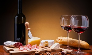 Up to 46% Off Wine and Charcuterie at Wine Scene, plus 6.0% Cash Back from Ebates.
