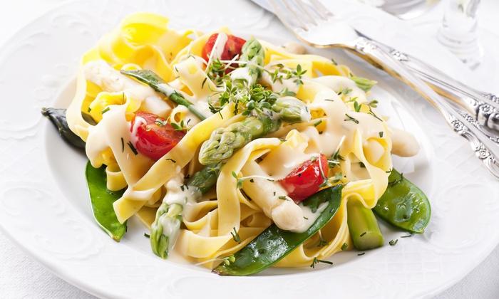 Casa Fiorello - Kerpen: Italienisches 3-Gänge-Menü mit Pizza oder Pasta für 2 oder 4 Personen im Restaurant Casa Fiorello (41% sparen*)