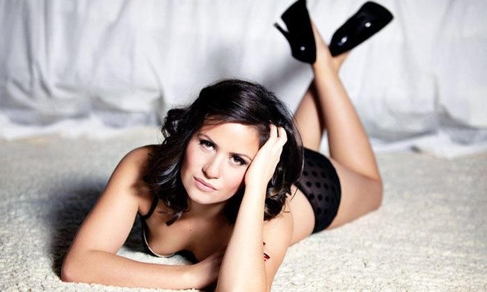 Simply Boudoir - West Town: $119 for Boudoir Photo Shoot with Credit Toward Prints at Simply Boudoir ($335 Value)