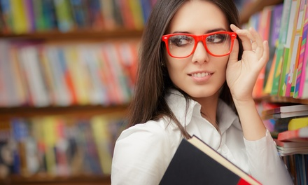 Up to 75% Off Glasses and Eye Exams at optical masters