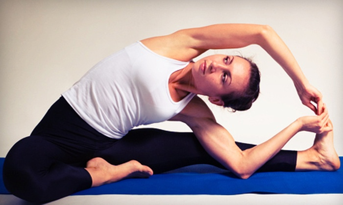 Asana Body Mind Hot Yoga - Ajax: 10 or 20 Hot-Yoga Classes at Asana Body Mind Hot Yoga (Up to 80% Off)
