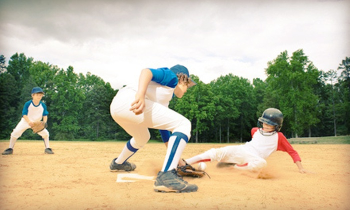 Teel's Baseball and Softball Training Center - Wyckoff: $99 for a Four-Day Instructional Baseball or Softball Camp at Teel's Baseball and Softball Training Center ($200 Value)
