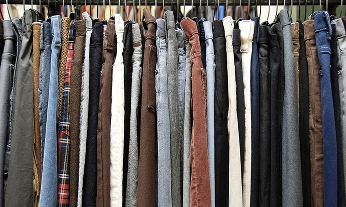Spirit Alterations - Eldridge - West Oaks: One or Two Groupons, Each Good for $20 Worth of Hemming Services (50% Off)