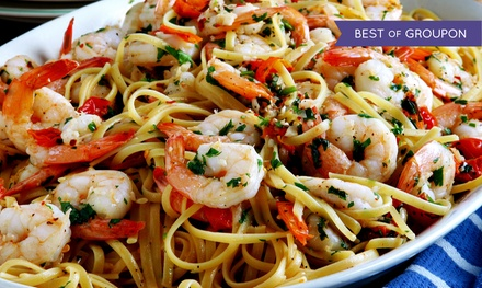 Italian Dinner for Two or Four at Maria's Restaurant (Up to 46% Off)