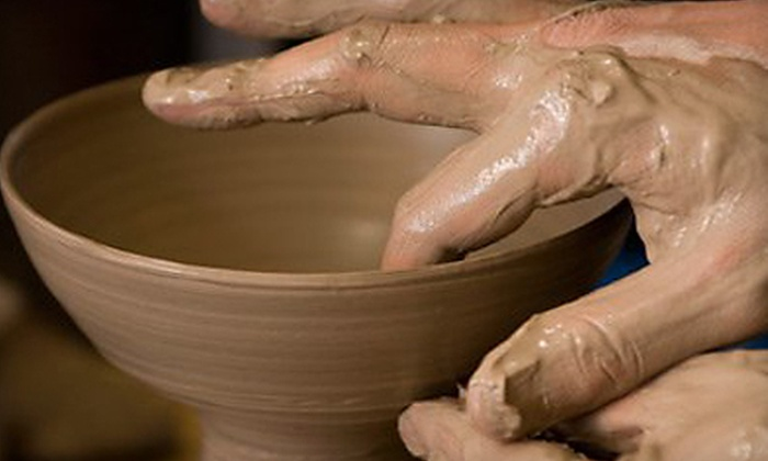 The New Phoenix Pottery - Cockeysville: 1, 6, or 12 Two-Hour Pottery Classes at The New Phoenix Pottery in Cockeysville (Up to 65% Off)