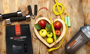 The Protein Works: €13 or €16 Toward Online Purchase at The Protein Works (Up to 85% Off)