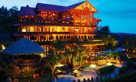 6-Night Costa Rica Vacation with Airfare, Hotels, and Car Rental. Price Per Person Based on Double Occupancy.