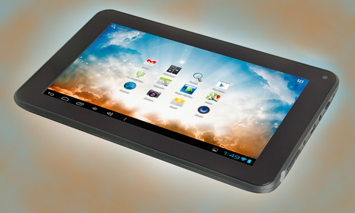"""Apex 7"""" Dual Core Google Certified HD Android Tablet: Apex 7"""" Dual Core HD Android Tablet with 8GB Memory and Google Play (AP-EM63). Free Returns."""