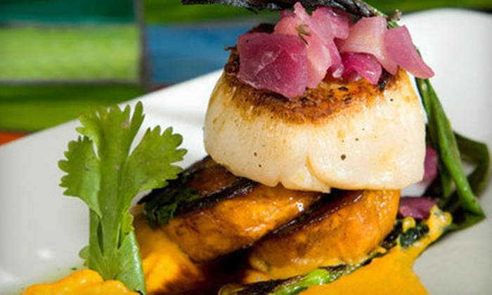 Mozaik - Tallahassee: Modern American Lunch or Dinner Cuisine at Mozaik (Half Off)
