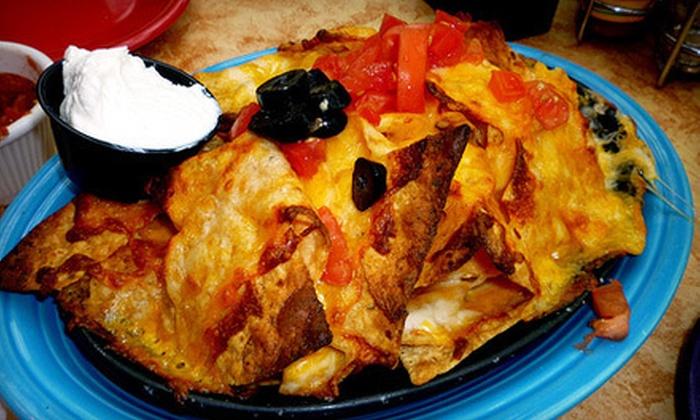 Rattlesnake Ranch Cafe - Denville: Southwestern Dinner or Lunch for Two at Rattlesnake Ranch Cafe (Up to 56% Off)