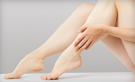 Six Laser Hair-Removal Treatments for a Small, Medium, or Large Area (Up to 76% Off)