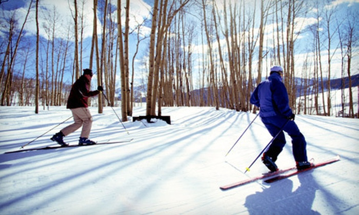 Grand Lake Nordic Center - Grand Lake: Trail Passes for Two or Four to Grand Lake Nordic Center (Up to 52% Off)