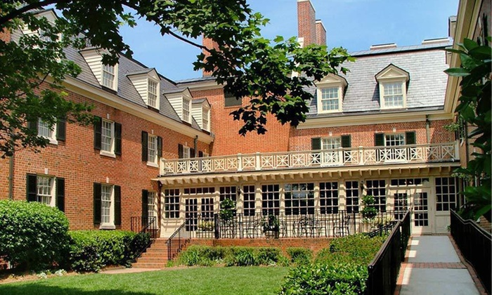 The Carolina Inn - University of North Carolina at Chapel Hill: One-Night Stay at The Carolina Inn in Chapel Hill, NC