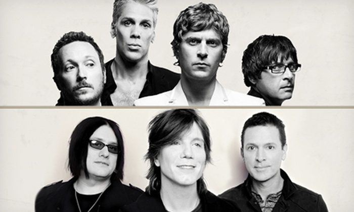Matchbox Twenty and Goo Goo Dolls - Concord: Matchbox Twenty and Goo Goo Dolls at Sleep Train Pavilion at Concord on July 23 at 7 p.m. (Up to $32 Value)