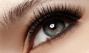 Diva Nail & Spa: Mink Eyelash Extensions with Optional Fill-In at Diva Nail & Spa (Up to 74% Off)