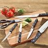 Cuisinart 14-Piece Black Cutlery Set and Block