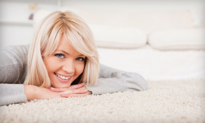 Oxi FreshCarpet Cleaning - Memphis: $55 for Carpet Cleaning for Three Rooms from Oxi FreshCarpet Cleaning ($110 Value)