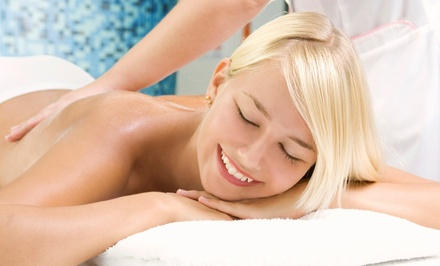 One or Two One-Hour Swedish Massages at Anointed Hands Health and Wellness (Up to 54% Off)