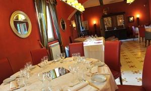 Ristorante Locanda del Cigno Nero: Menu gourmet alla gran carte in 4 portate di terra e mare per 2 o 4 persone alla Locanda del Cigno Nero (sconto al 59%)
