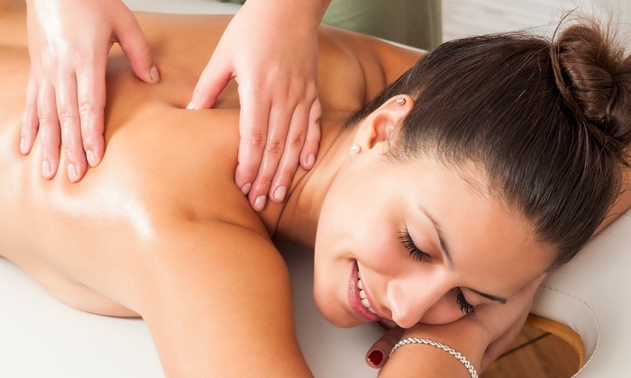 URA The Spa - Cannondale: 60-Minute Swedish, Deep Tissue, or Aromatherapy Massage at URA The Spa (Up to 53% Off)