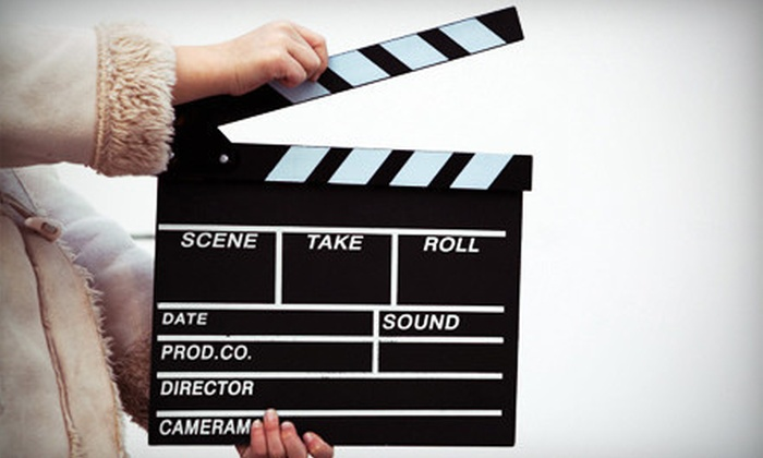 Popcorn Media - Mill Valley: $99 for a One-Day Movie Star Workshop for Kids on June 18 at Popcorn Media ($200 Value)