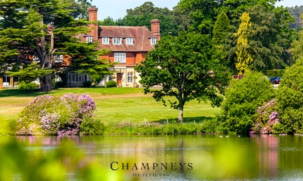 Champneys Forest Mere: Full Board 26 Hr Spa Break in Double/Twin Room Plus Optional Treatments