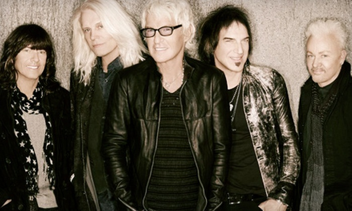The Midwest Rock 'N Roll Express with REO Speedwagon, Styx, and Ted Nugent - BOK Center: The Midwest Rock 'n' Roll Express 2013 Featuring REO Speedwagon, Styx, and Ted Nugent at BOK Center on May 8