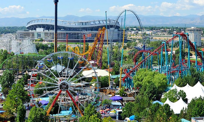 Elitch Gardens - Denver: 2016 Season Pass with Rapid Ride Pass and Optional Season Pass Meal Plan at Elitch Gardens (Up to 16% Off)