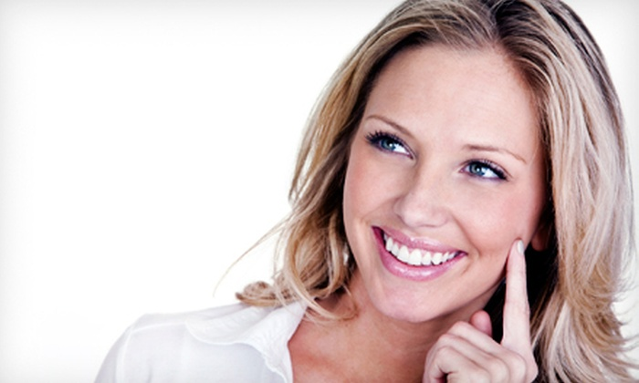 Center for Dental Implants of South Florida - Aventura: Teeth-Whitening Treatment with Optional Exam and X-rays at Center for Dental Implants of South Florida(Up to 85% Off)