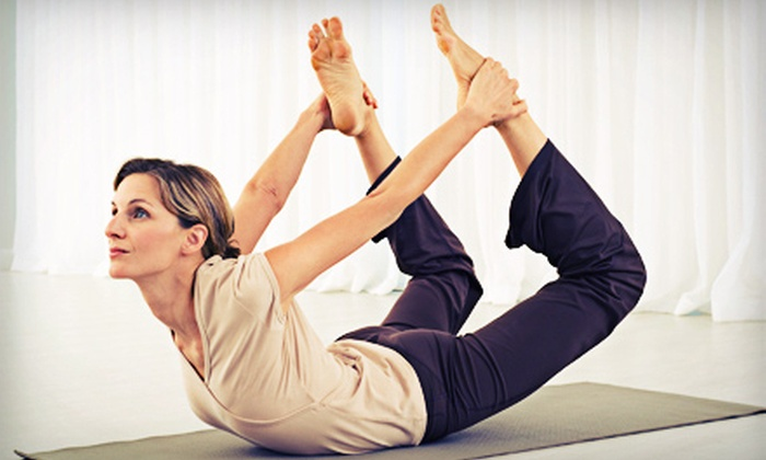 Atlas Yoga Studio - Cambridge: 10 or 20 Classes at Atlas Yoga Studio (Up to 81% Off)