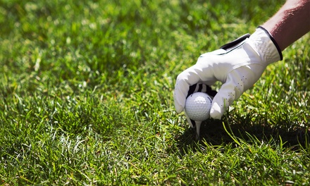 18-Hole Round of Golf for One or Two with Cart at Kissimmee Bay Country Club (51% Off)
