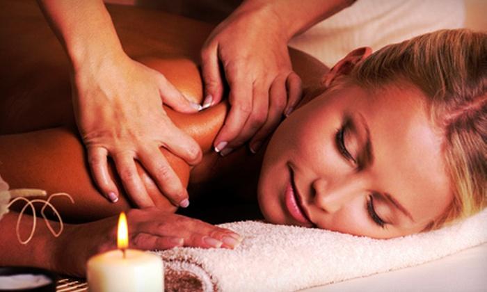 Dessange Paris - Bach: Swedish Massage, Desslift Facial, or Detoxifying Seaweed Body Wrap at Dessange Paris (Up to 62% Off)