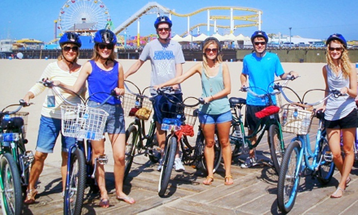 Pedal or Not - Ocean Park: $199 for an Electric Bicycle Tour for Four with Edited Photos at Pedal or Not ($266 Value)