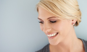 New U Laser Clinic: CACI Eye or Jowl Treatment with a Facial at New U Laser Clinic (Up to 51% Off)