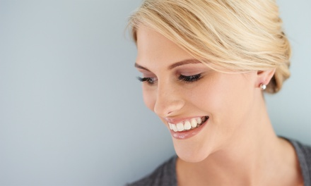 $99 for Partial Highlights, Haircut, and Blow-Dry at Salon Maria ($180 Value)