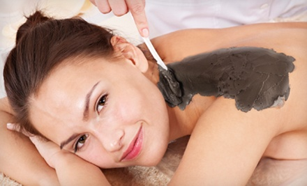 One or Three 75-Minute Detox Mud Body Wraps at Blue Diamond Spa Studio (Up to 52% Off)