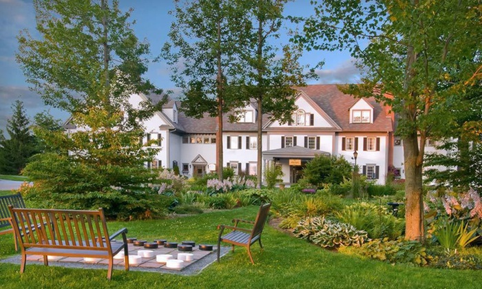 The Essex Resort & Spa - Essex Town: Two-Night Weekday or Weekend Stay for Two at The Essex Resort & Spa in Essex Junction, VT (Up to 47% Off)