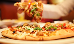 Papa John's: $17 for Two Large Pizzas at Papa John's ($36 Value)