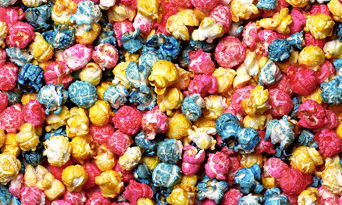 Sugar and Frosting - Keller: One, Two, or Three Groupons, Each Good for $10 Worth of Gourmet Popcorn at Sugar and Frosting (Half Off)