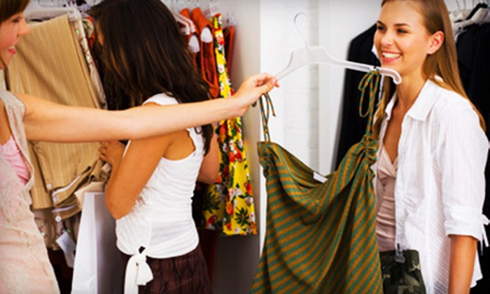 Cheeks Boutique - Upper Vailsburg: $40 for Women's Clothing and Accessories