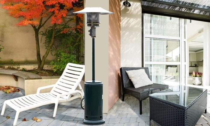 Rex Brown Ltd (UK): Patio Heater (£79.99) Plus Regulator (