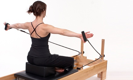 Two, Four, or Six Pilates or CoreAlign Classes at Mind Over Movement (Up to 78% Off)