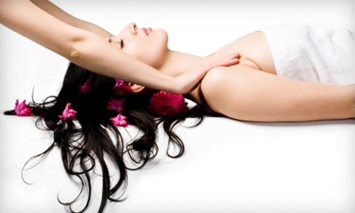 The Waxing Studio & Spa - Clarence: Deluxe or Premium Spa Packages at The Waxing Studio & Spa in Clarence Center (Up to 52% Off)