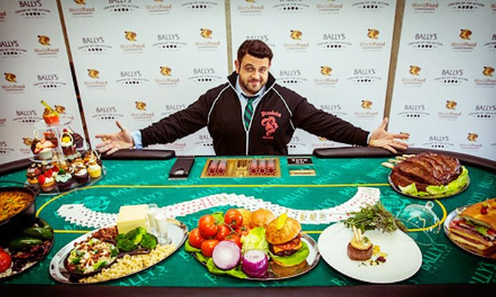 The World Food Championships - Multiple Locations: Feast Under the Stars or Final Table Showdown at the World Food Championships on November 3 or 4 (Up to 57% Off)